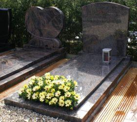 voorbeeld grafsteen