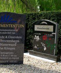 voorbeeld teksten grafsteen
